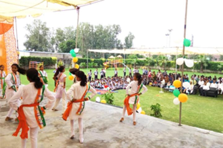 Rao Kasal Public School-Cultural Day