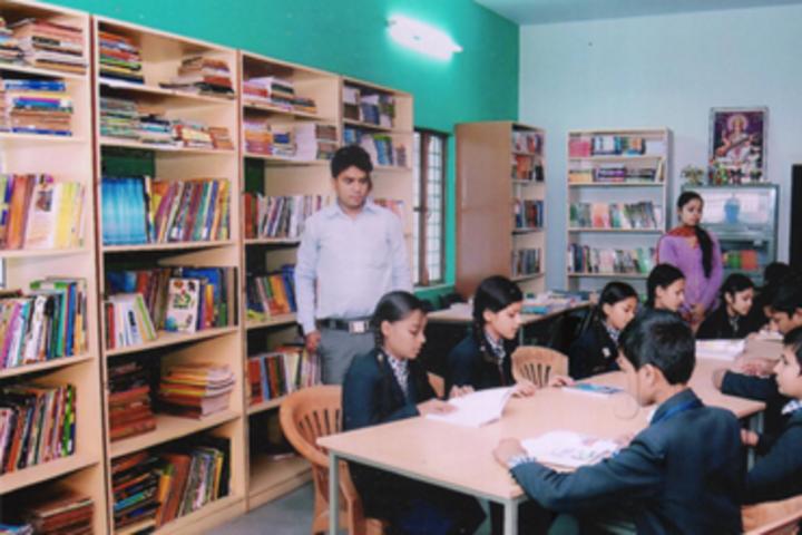 Rao Kasal Public School-Library
