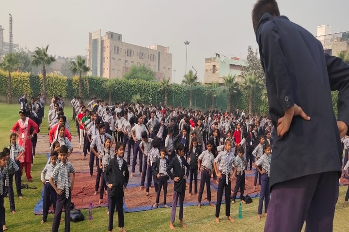 Rao Kasal Public School-Sports Day