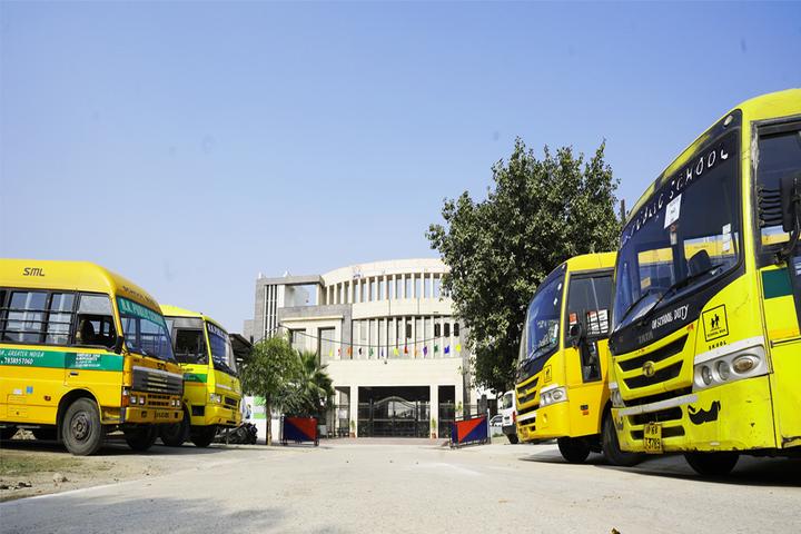 Rao Kasal Public School-Transport