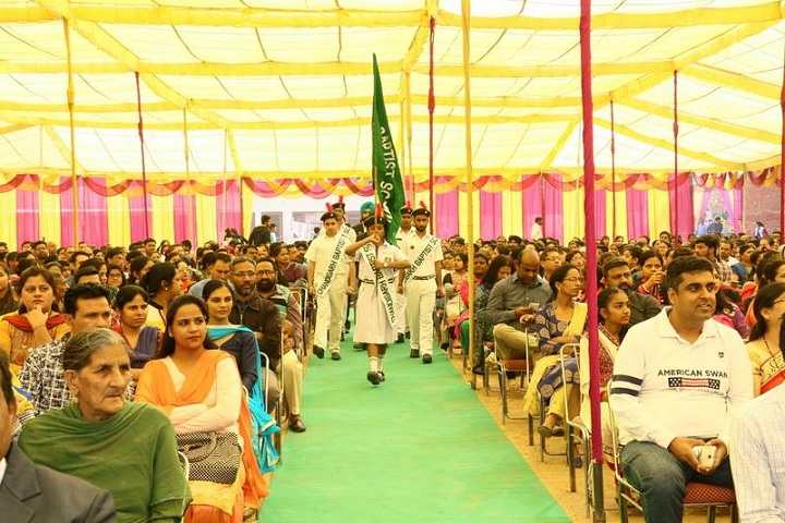 Chandigarh Baptist School-Annual Function2