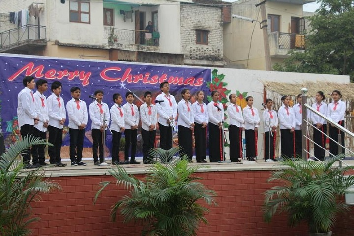 Chandigarh Baptist School-Christmas Celebrations