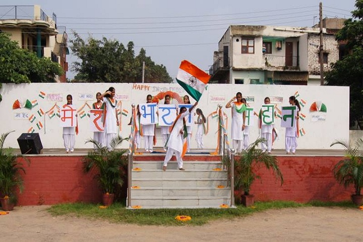 Chandigarh Baptist School-Independence Day