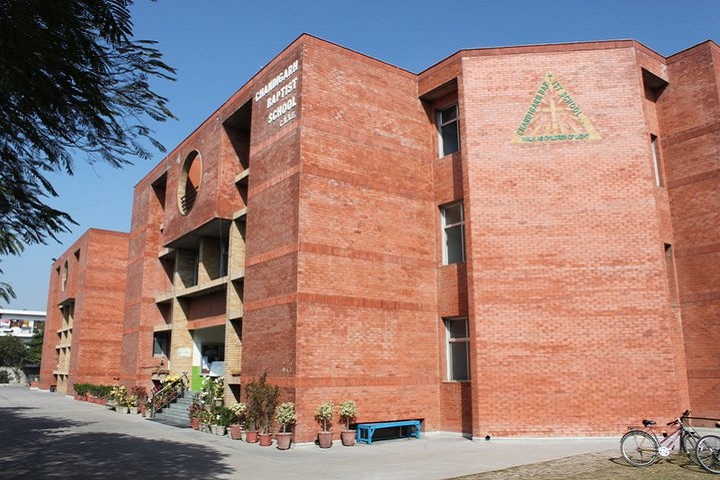 Chandigarh Baptist School-School Building