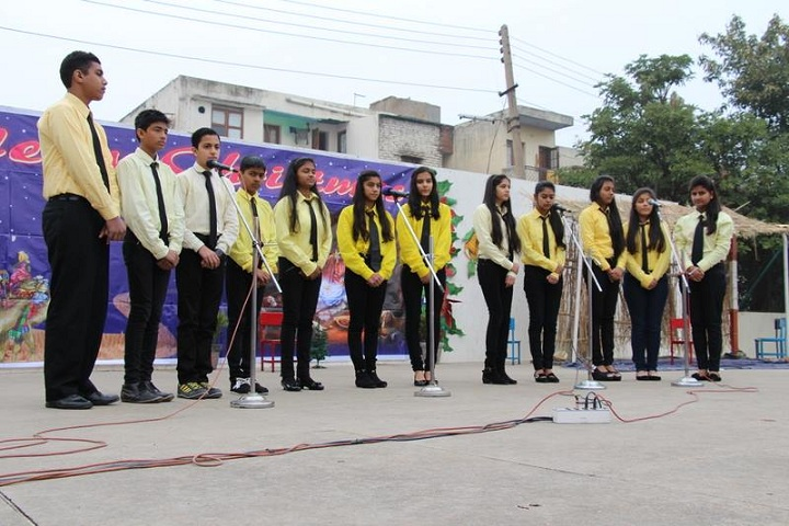 Chandigarh Baptist School- Christmas Party