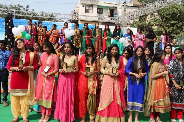 Chandigarh Baptist School- Farewell party