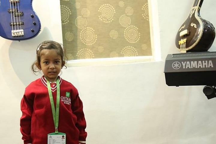 Chitkara International School-Activity