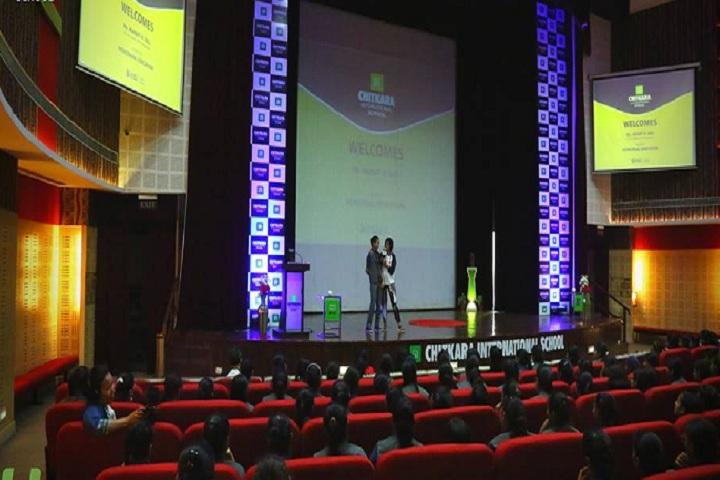 Chitkara International School-Auditorium