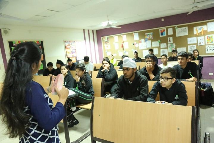 Chitkara International School-Class