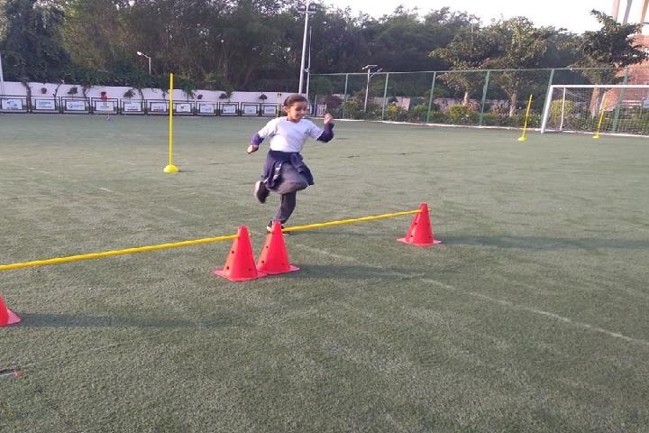Chitkara International School-Indoor Games