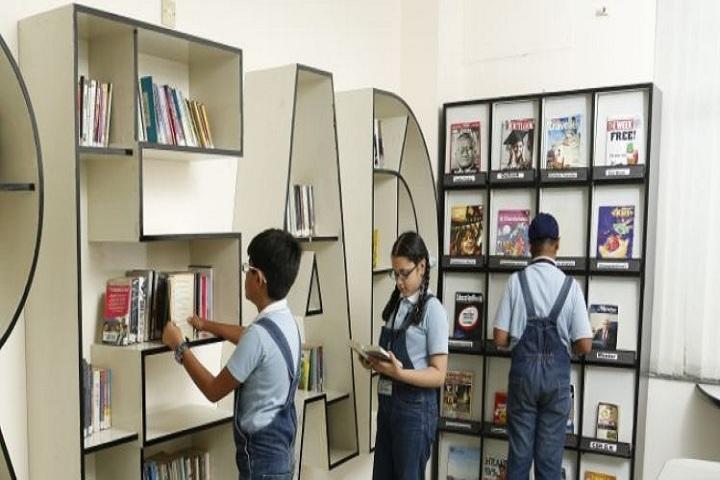 Chitkara International School-Library