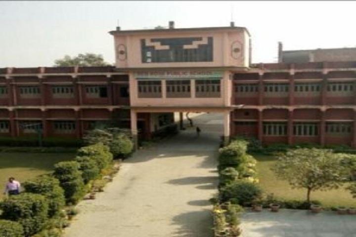 Red Rose Public School-Building
