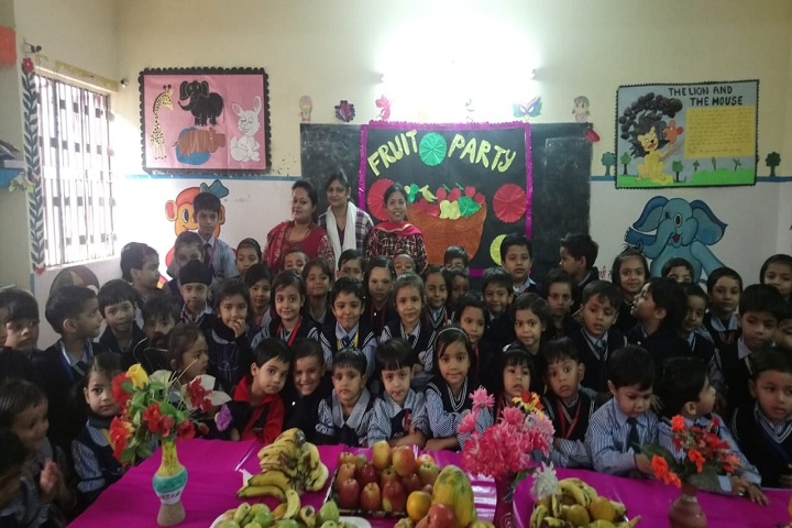 Red Rose School-Fruit Day