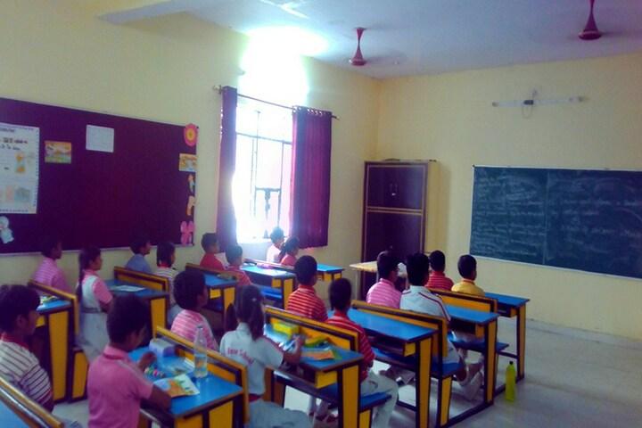 Red Rose School-Classroom