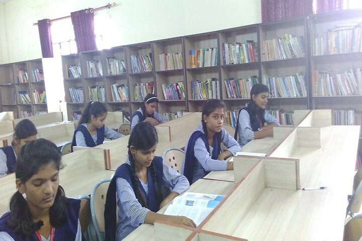 Red Rose School-Library
