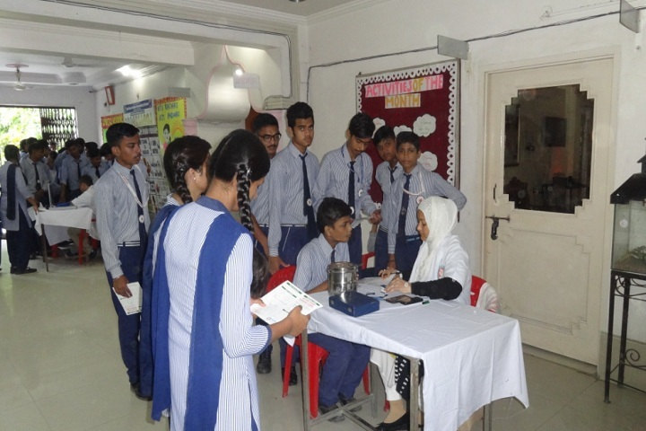 Red Rose School-Medical Camp