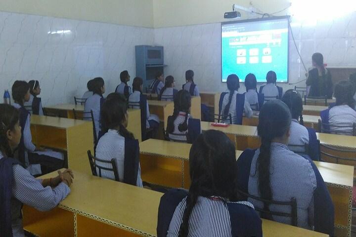 Red Rose School-Smart Class