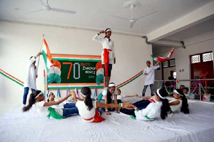 Rediyent Public School-Independence day