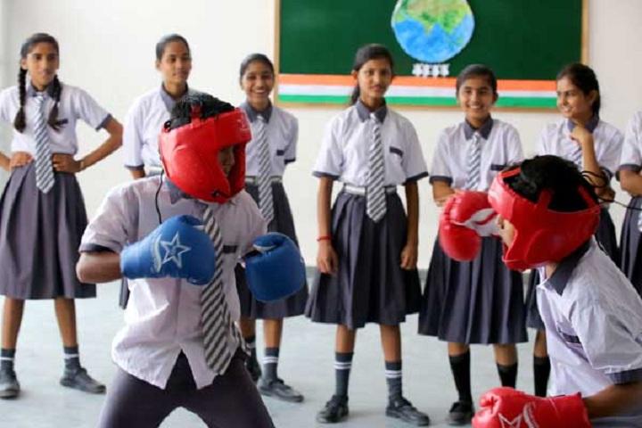 Rediyent Public School-boxing