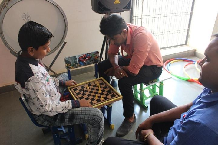 Rediyent Public School-indoor games