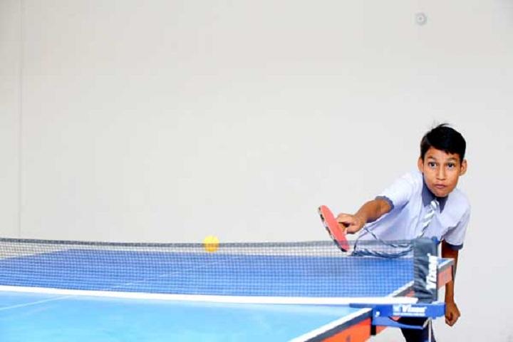 Rediyent Public School-table tennis
