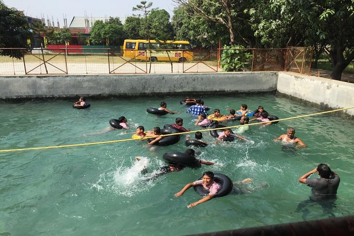 Reliance Academy-Swimming