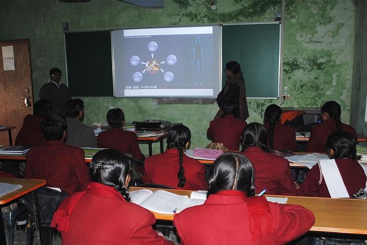 Reliance Academy-digital classrom