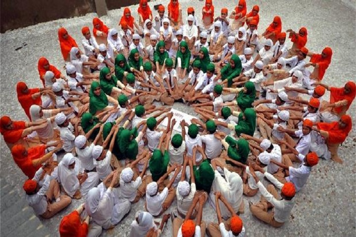 D A V College-Independence Day