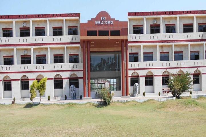 RNS World School- campus