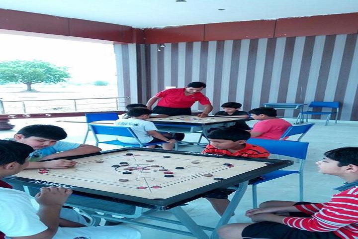 RNS World School- indoor games