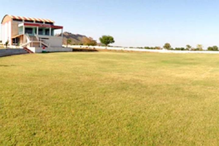 RNS World School-play ground