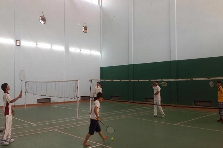 RNS World School-sports