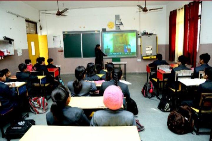 Rock Gold Academy-smart class
