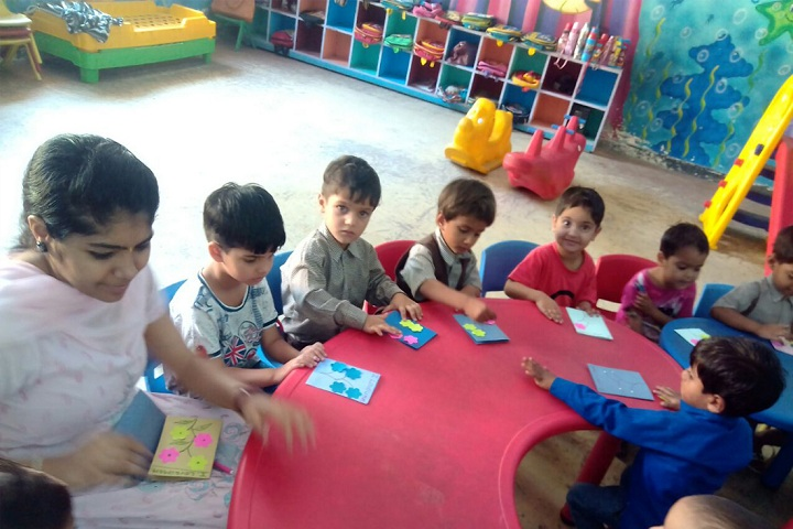 Rockland International School-Activity