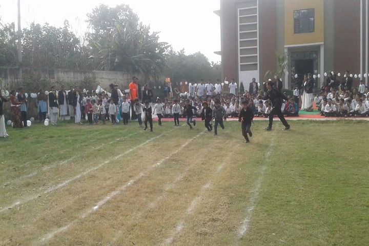 Rockland International School- sports day