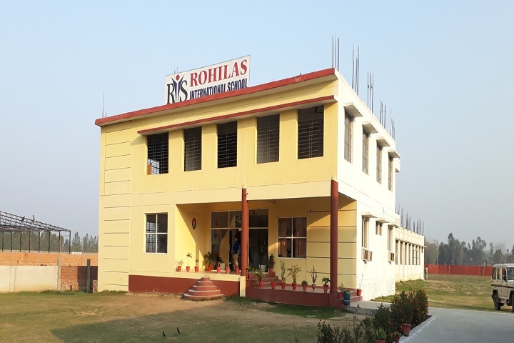 Rohilas International School- Campus