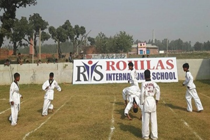 Rohilas International School- Kharate