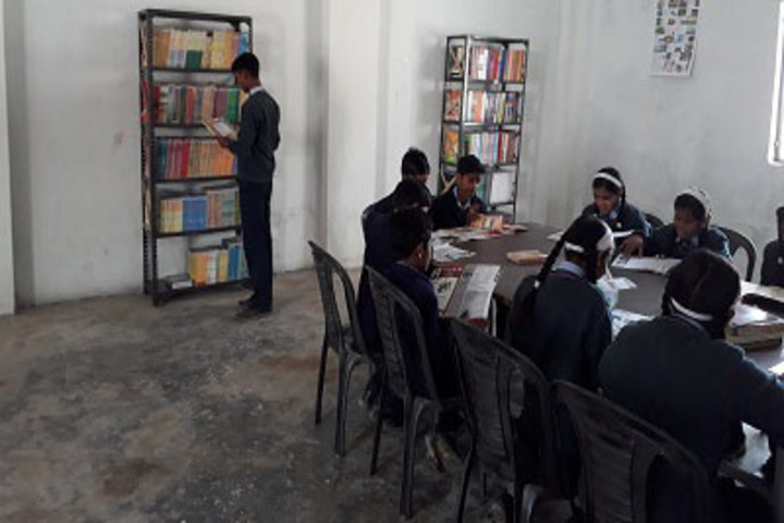 Rohilas International School- library