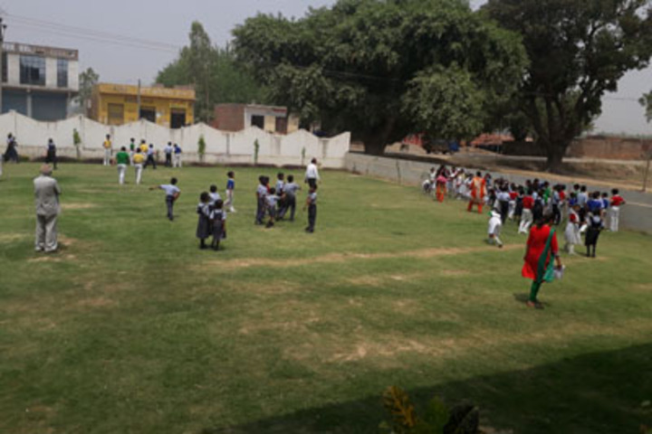 Rohilas International School- play ground
