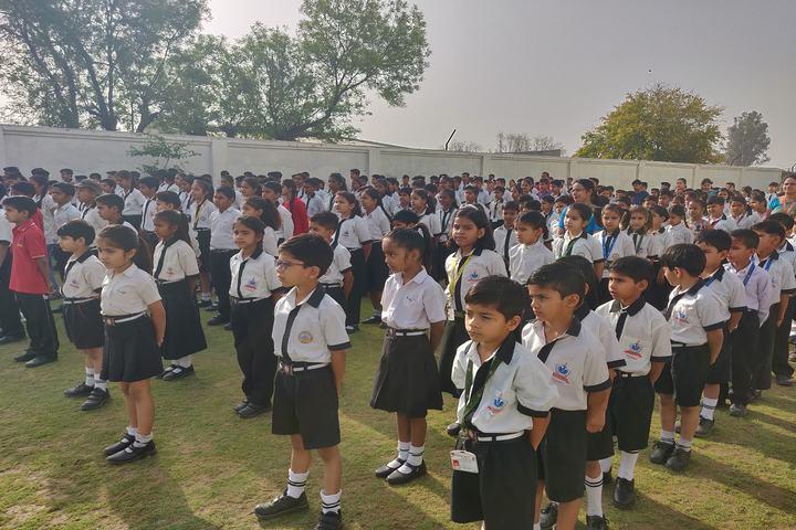 Romex International School- assembly