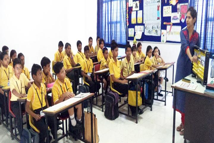 Romex International School- classroom