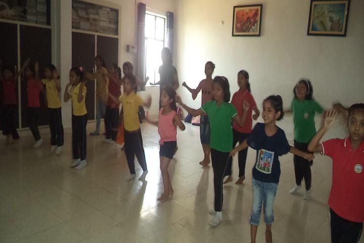 Romex International School- dance