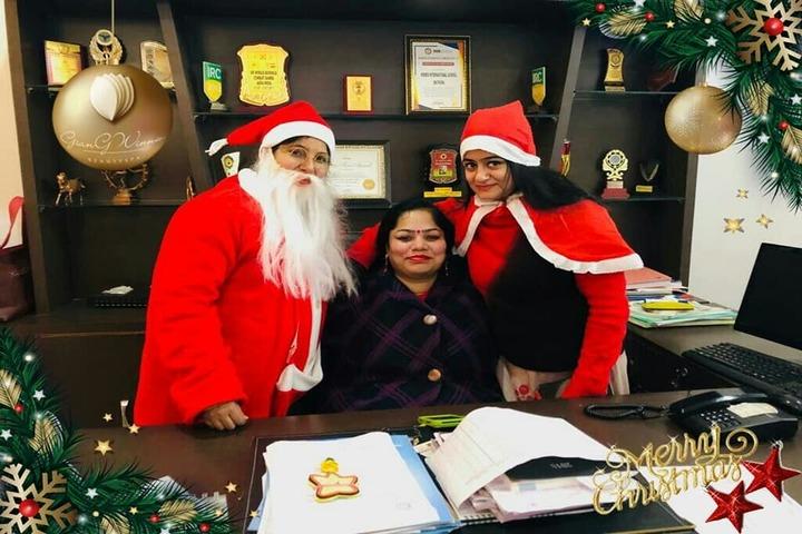 Romex International School-christmas