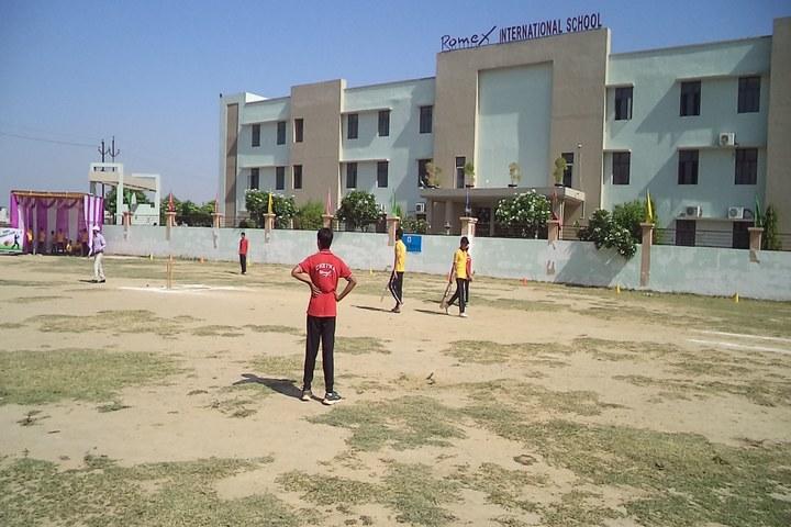 Romex International School-play ground