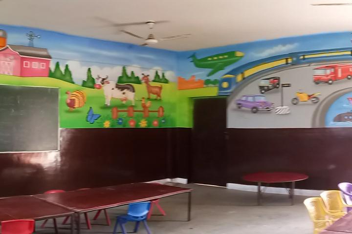 Royal Blue Public School- classroom
