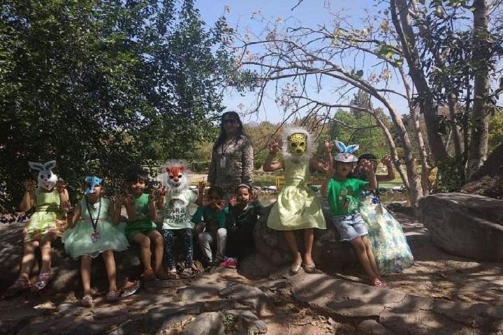 D C Montessori- JUNGLE PARTY