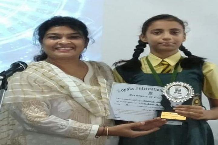 Royal Mount Academy-Award