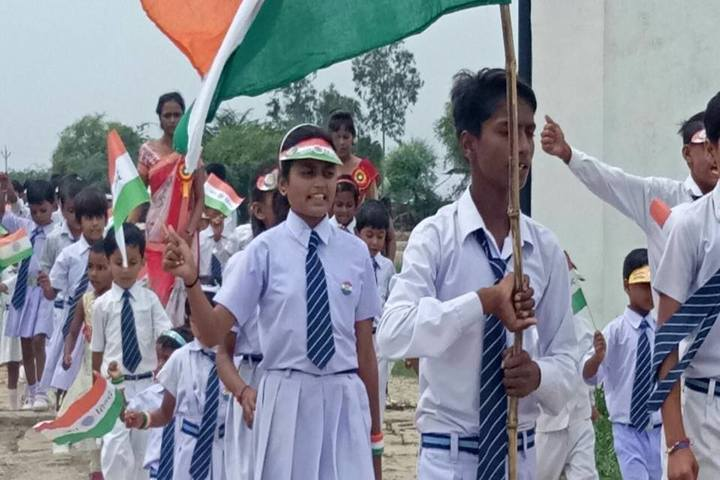 Royal Public School- Independence day