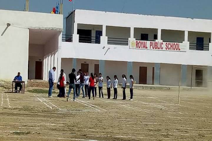 Royal Public School- playground