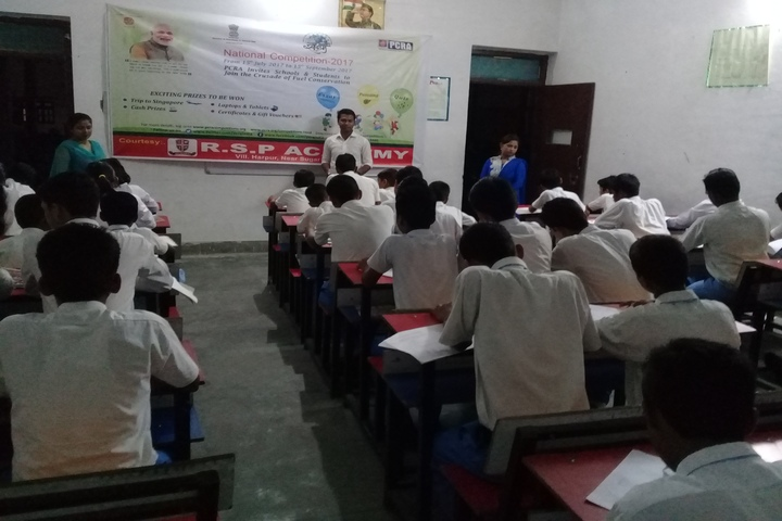 RSP Academy- Guest Lecture